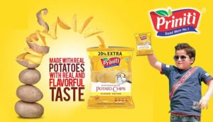 Priniti: The Best Potato Chips Manufacturer in India
