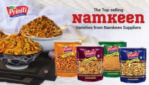 The Top-Selling Namkeen Varieties from Namkeen Suppliers