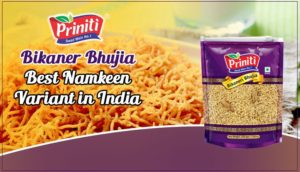 Bikaner Bhujia: Best Namkeen Variant in India