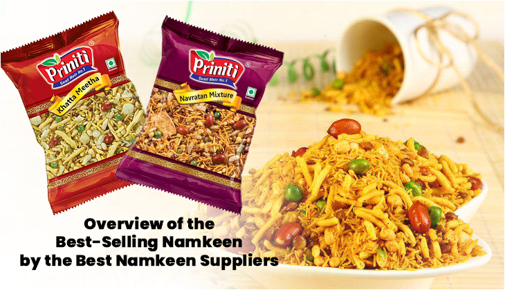 Namkeen Suppliers in Delhi